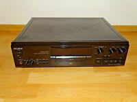 Sony MDS-JA555ES High-End MiniDisc Recorder Schwarz, neuer Riemen, 2J. Garantie