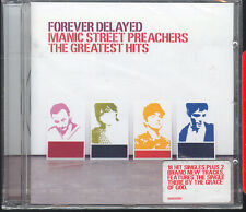 MANIC STREET PREACHERS - FOREVER DELAYED  - THE GREATEST HITS - 2 CD (NUOVO SIG)
