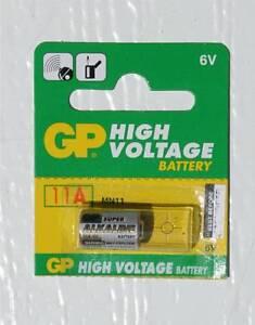 Garage door handset remote control battery 6 volt