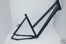 "Rahmen  28"" Trapez Derby Cycle  Trekking  RH 50 Kette  Canti+Disc   mattblau *"