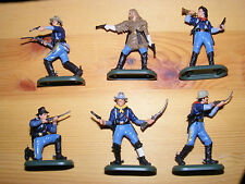 Britains Deetail 7th Cavarly, stehend, Battle of Little Big Horn, 17814, 1/32
