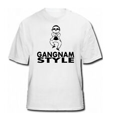 Custom Gangnam Style Diseño Psy divertida camiseta