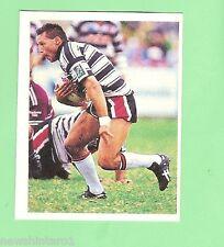 1993 SELECT RUGBY LEAGUE  STICKER - #104  PAUL MARTIN, GOLD COAST SEAGULLS