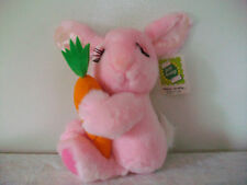 12 inch Vintage Girls 1980's 3+ Atlanta Novelty Pink Easter Bunny