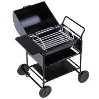 Accessoire de barbecue 7cm Mini Dollard BBQ Grill Mini 1/12 Yard Garden NoBB