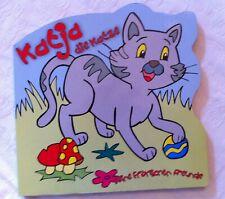 Bilderbuch Katja die Katze Deine fröhlichen Freunde