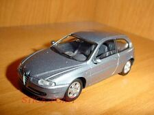 ALFA ROMEO 147 2000 SILVER 1:43 MINT WITH BOX!!!