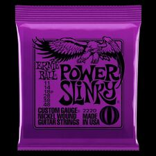 Ernie Ball Slinky Guitarra Eléctrica Cuerdas 11-48 Power