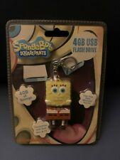 New Spongebob Squarepants 4gb USB Flash Drive