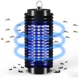 Désinsectiseur Anti Insectes UV Tue-Mouche lampe électrique piège antiparasite