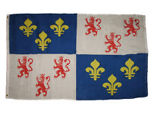 3x5 Picardy French Region France Flag Rough Tex Knitted Flag 3'x5' Banner