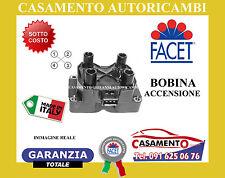 BOBINA ACCENSIONE FIAT PUNTO (188) 1.2 16V 80 KW 59 CV 80 FACET 9.6068