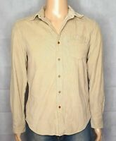 Levi's Corduroy Slim Fit Long Sleeve Shirt Men's Size M