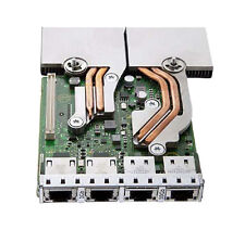 Dell Broadcom Y36FR 57800S Base-T BT 2+2P tarjeta hija para PowerEdge R620 R720