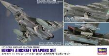 Hasegawa 35115 - 1/72 Europe Aircraft Weapons Set - Neu