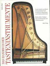 Günther Batel-el manual de los instrumentos de teclas