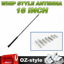 41cm FUBA Style Antenna Whip Shape Aerial For VW Polo Passat B5 Jetta Bora Golf