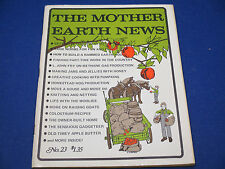 The Mother Earth News, September 1973, Jams & Jellies With Honey, Raising Goats