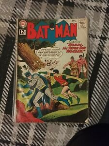 Silver age dc comic book lot