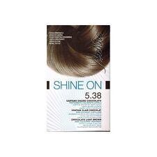 BIONIKE Shine On Trattamento Colorante Capelli Castano Chiaro Cioccolato 5.38