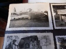 A  1940s WW2 ALBUM 18 PAGES  MILITARY LIFE  various theatres   31 X 23CM GERMAN