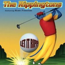 The Rippingtons - Let It Ripp [New CD]