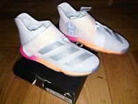 Boys Juniors Adidas James Harden B/E 3 J Basketball Shoes New Size 6