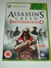 "Assassins Creed Brotherhood for Xbox 360 ""FREE P&P"""