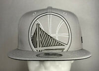 New Era NBA Golden State Warriors Light It Up 9FIFTY Snapback Hat, Cap, New
