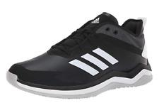 Adidas Speed Trainer 4 SL Baseball Shoes Black/White/Carbon CG5144 Size 8.5