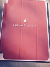 Genuine OEM Apple iPad Mini Smart Cover MD828LL/A Red