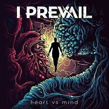 I PREVAIL HEART VS MIND DIGIPAK CD NEW