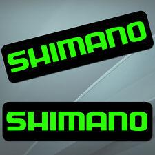 2 stickers auto moto Shimano Mountain bike frame forks Casque VTT B 249