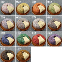 Crochet Colorful Alpaca Velvet Wool Yarn Cashmere Thread Hand Knitting AUS
