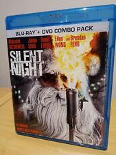 Silent Night Blu Ray & DVD US Release Region A