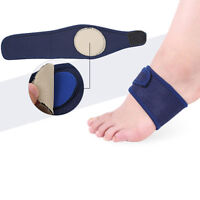 soft cloth arch support insole orthopedic cushion foot pad  feet care A Jx