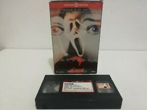 SCREAM 2 - VHS rental