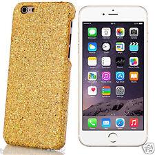 Chrome Sparkle Case Glitter Bling Back Cover Apple iPhone 6 6 Plus 5 5s 4 4s