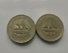 More details for jersey 1994 & 2003 resolute pounds £1 - rare dates