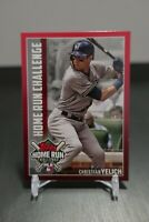 Christian Yelich 2019 Topps Home Run Challenge #HRC-34 - Brewers