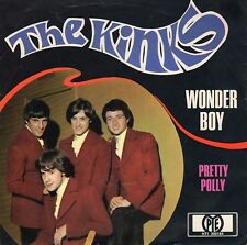 The KINKS - Wonder Boy  7""