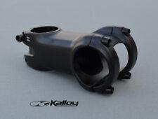 Voladizo Kalloy en 70 mm de longitud y 35 mm paranbsp negro mate 1 1/8 ah