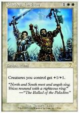 *MRM* FR Antienne glorieuse (Glorious Anthem) MTG 7th edition