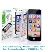 YPhone Music Mobile Phone Study Creative USB Cable Toys for Child Kids Hot Gift