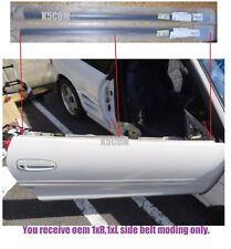 Outer Door Belt Molding Weather Strip  LH +RH set Toyota MR2 SW20 genuine Part
