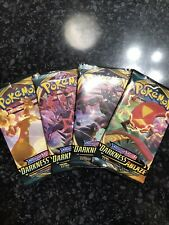 Pokemon Darkness Ablaze Booster Pack. 1 Pack