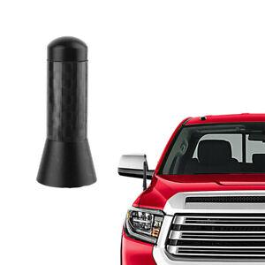 3.5cm Universal Carbon Fiber Screw Aluminum Car Auto Short Stubby Mast Antenna