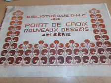 catalogue de point de croix - D.M.C ( ref 2 )