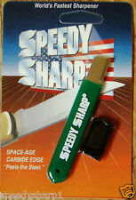 Speedy Sharp Carbide Knife Sharpener  -  GREEN