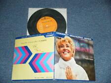 """YVETTE GIRAUD Japan 1970's 7""""33 EP SOUS LA CIEL DE PARIS"""